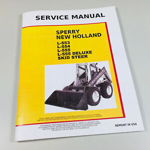 Holland Skid Steer Troubleshooting | Asdela