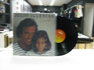 Julio Iglesias LP Spanisch Von Mädchen A Frau 1981 Klappcover