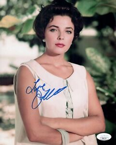 DAME-JOAN-COLLINS-Signed-DYNASTY-8x10-Photo-In-Person-Autograph-JSA-COA-Cert