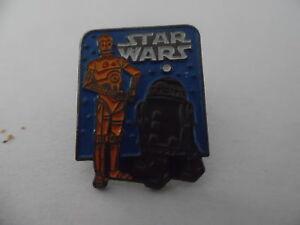 Pin's Star Wars - R2D2 - C3PO - 1993 - Rare - France - État : Occasion: Objet ayant été utilisé. Consulter la description du vendeur pour avoir plus de détails sur les éventuelles imperfections. ... - France