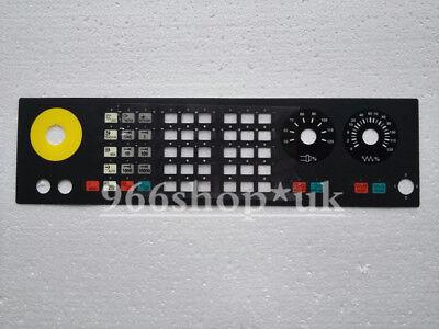 Siemens KTP400 6AV6647-0AA11-3AX0 Interruptor de Membrana Teclado