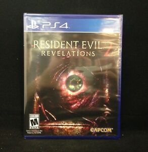 Details about Resident Evil Revelations 2 (PlayStation 4) / Brand New /  Sealed / Region Free
