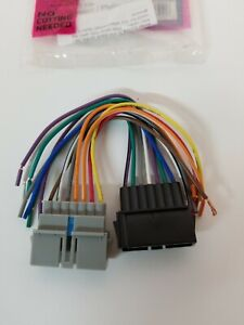 Metra Wiring Assembly 70-1817 Fits Chrysler Jeep Dodge Radio Wiring Harness  🚗 | eBayeBay