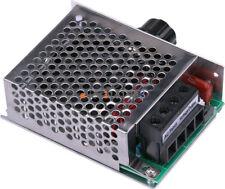 Ac 110v 10000w Scr Electronic Voltage Regulator Motor Control Thermostat