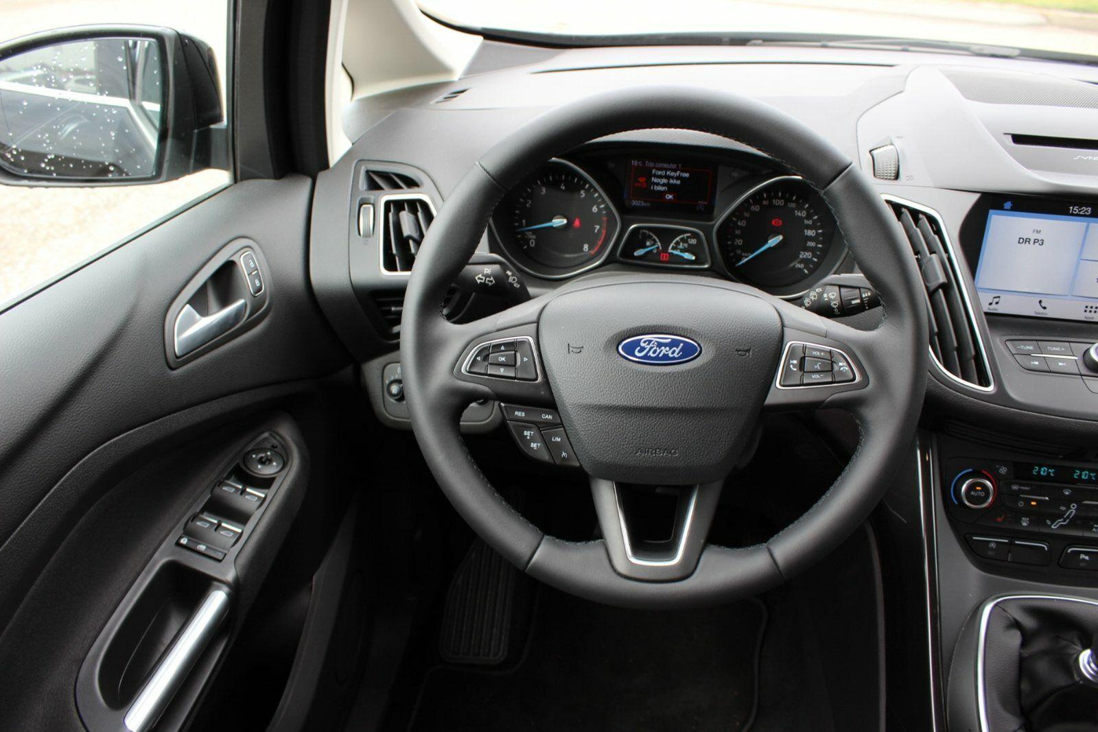Ford C-MAX 1,0 SCTi 125 Titanium+ - billede 9