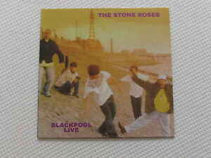 THE-STONE-ROSES-Blackpool-Live-89-LP