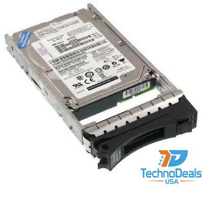IBM 49Y2048 49Y2051 49Y2052 600GB 6G 10K SAS 2.5in ENT HDD W//Tray