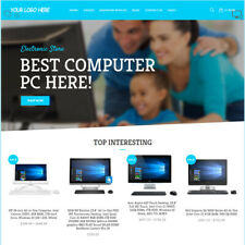 New Electronic Gadget Mobile Friendly Affiliate Online Business Website For Sale