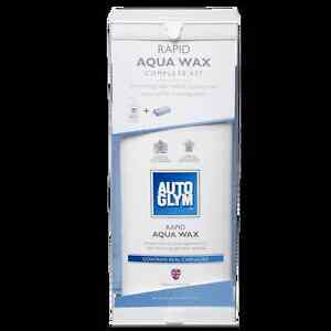 Autoglym-RAPIDO-Aqua-Cera-Kit-completo-aquawax-NUEVO