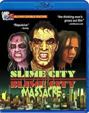 Slime City / Slime City Massacre blu-ray double feature Camp Motion Pictures