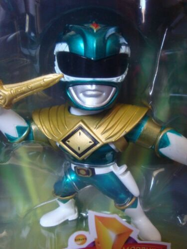 Figurine Mighty Morphin Power Rangers Tommy green Bioman Zyuranger Metalfigs