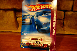 Hot-Wheels-Diecast-2007-Model-Year-1957-Chevy-Team-Engine-Revealers-3-or-4