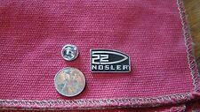 Nosler Bullets 22 Firearms  Hat Lapel Pin