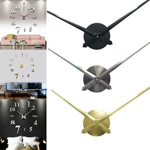 DIY-Large-Silent-Quartz-Wall-Clock-Movement-Hands-Mechanism-Repair-Parts-Tool-WR