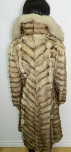 Fur m Fox Coat Genuine Pieces Head Sz Norwegian s wf1E8q7
