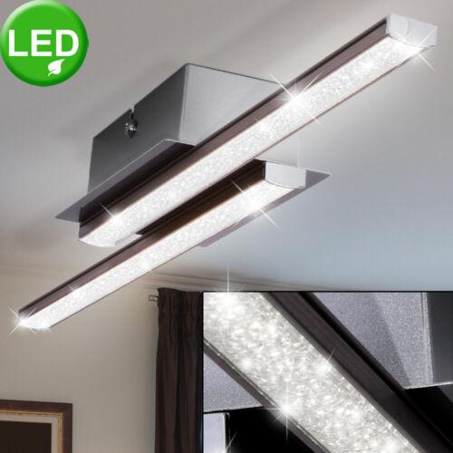 LED Kristall Decken Lampe Wohn Zimmer Lüster Beleuchtung Stäbe Design Leuchte