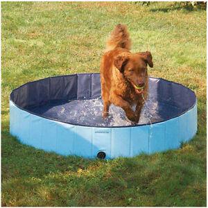 Splash-About-Dog-Pet-Pool-EXTRA-TOUGH-sizes-S-M-L-any-dog-Canine-Splash-Relief