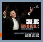 Sibelius: Symphonie Nr. 2; Finlandia; Karelia-Suite (CD, May-2016, BR Klassik)