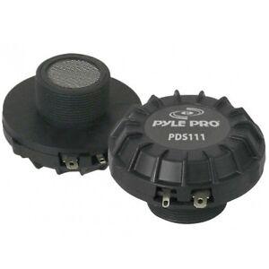 TWEETER-PYLE-PDS111-100-WATT-RMS-200-MAX-TWEETER-1-034-FUR-TROMPETEN-DJ-ZUHAUSE