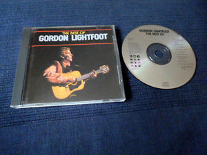 CD Gordon Lightfoot - The Very Best Of Greatest Hits | 11 Songs EMI (1980)