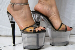 Mules-Sandalo-Pleaser-con-strass-shoes-lapdance-MADE-in-USA