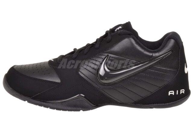 Nike Air Baseline Low Mens Basketball Shoes Black 386240-001