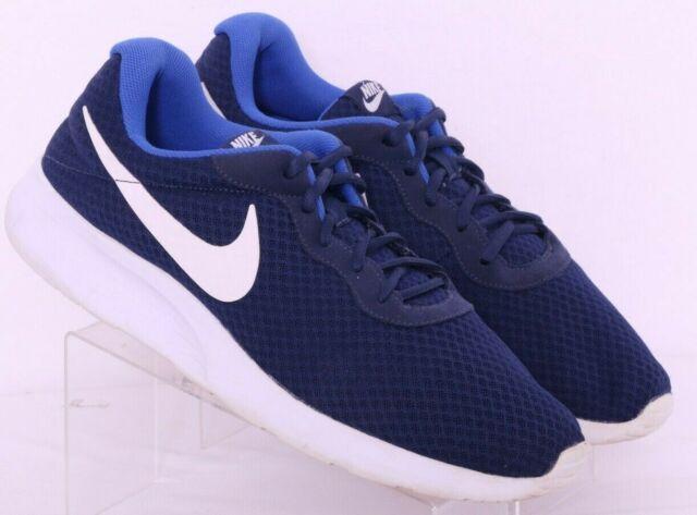 Size 13 - Nike Tanjun Midnight Navy for