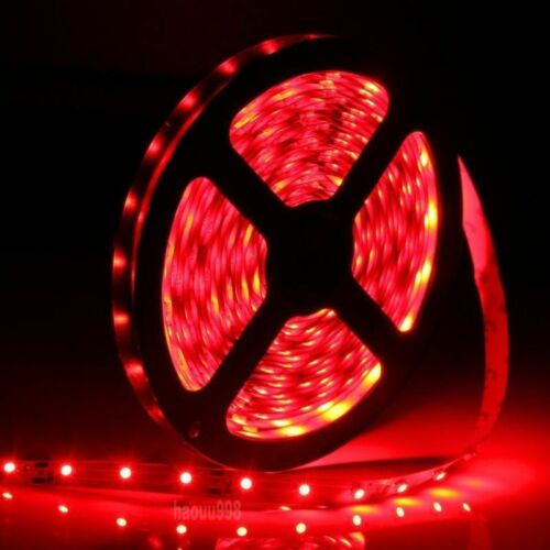 5 metres smd led 300 Strip LED Blue//Pink//Red//Green//White High Taste