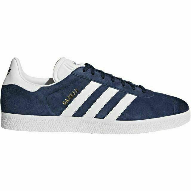 Size 9.5 - adidas Gazelle Navy