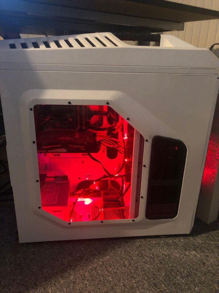 Andet mærke, Gamer PC, Intel core i5-4570 CPU 2,90GHz