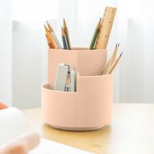 Pencil Cup Pot Makeup Brushes Organizer For Office School Art Supply