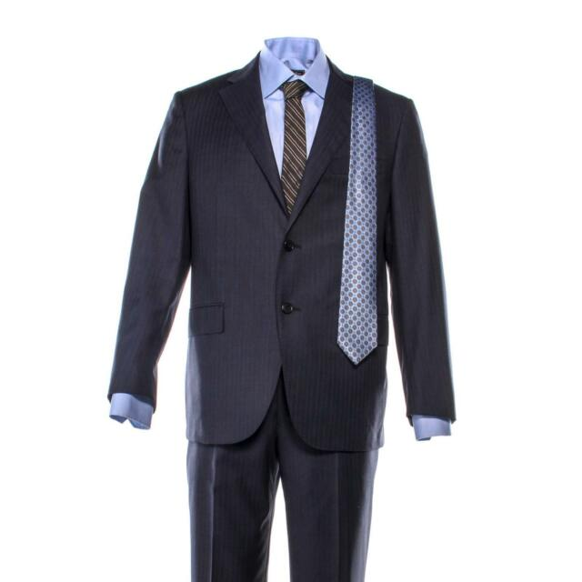 House of Cards VP Blythe Reed Birney Screen Worn Suit Shirt & Tie Set Ep 404&405
