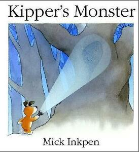 034-AS-NEW-034-Inkpen-Mick-Kipper-039-s-Monster-Book
