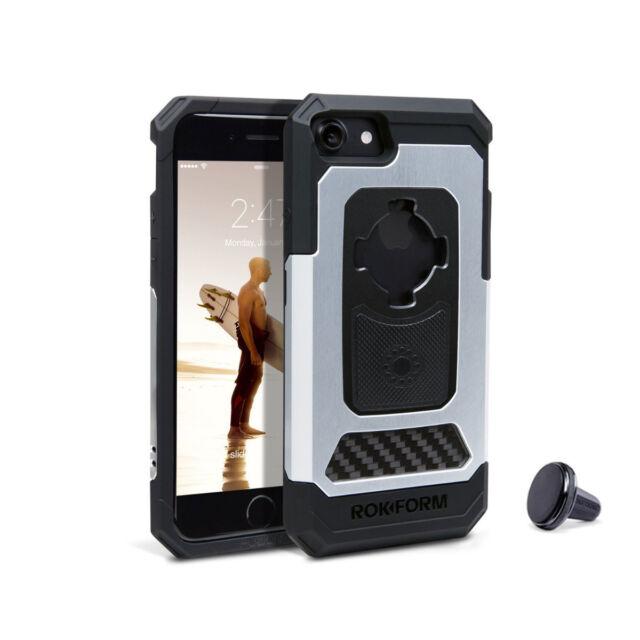 buy popular bc5fa a70bf Rokform Fuzion Pro RMS Natural Aluminum Case Apple iPhone 7 FPNW