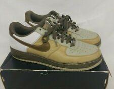 Nike Women Size 9 Air Force 1 '07 Premium Shoes Hasta White