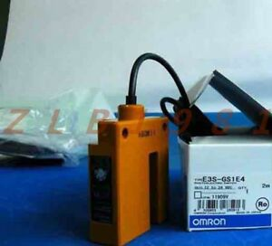 1PC NEWOmron E3S-GS1E4 12-24VDC Photoelectric free shipping