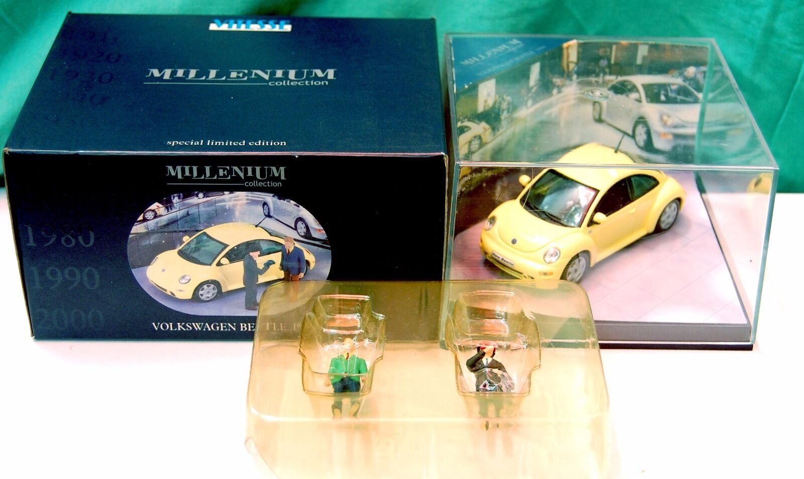 VITESSE MILLENIUM-VOLKSWAGEN BEETLE 1999-AUTO 1 43