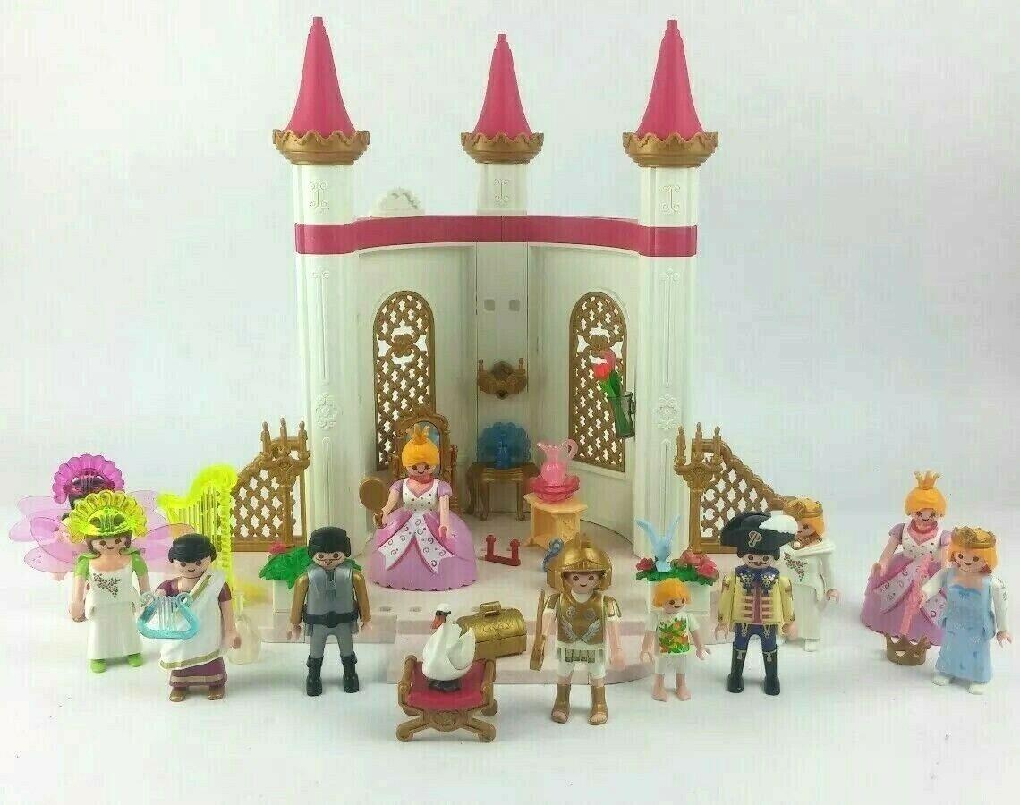 Playmobil 5873  Fairy Tale Palace Castle, w  11 cifras, accessories NOT completare  ordina ora goditi un grande sconto