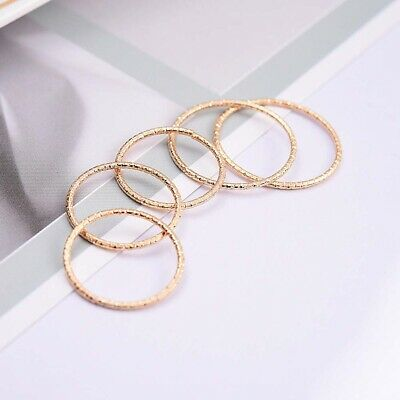 10Pcs Korean Version Joint Ring Tide Combination Tail Rings Woman Jewelry HOT