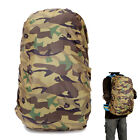 Camo Rain Dust Waterproof Cover Outdoor Hiking Backpacks Rucksack Bag Rain Cover