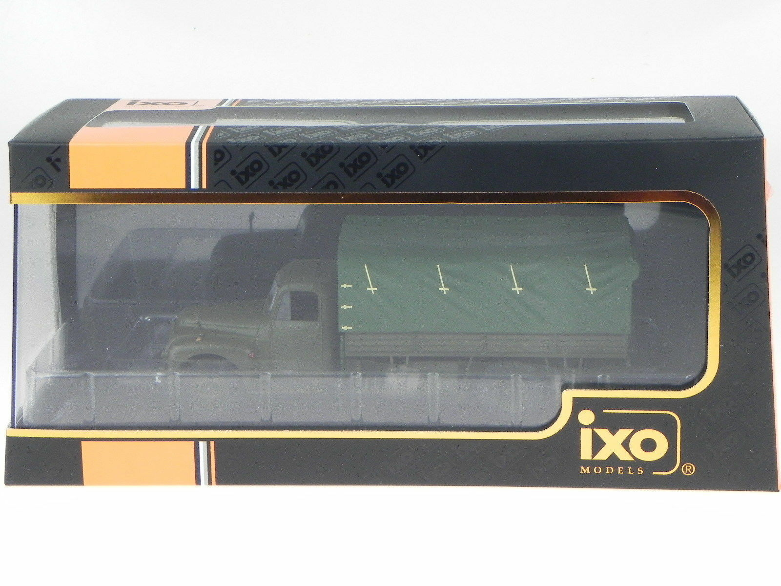 Citroen Art 55 1960 1 43 ixo SPT001W ixo
