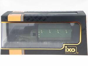 Citroen Tipo 55 1960 1/43 Ixo Spt001w