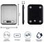 miniatura 2 - BILANCIA DA CUCINA DIGITALE LCD acciaio inox alimenti tara 1g-5Kg elettronica ✅