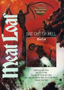 Meat-Loaf-Classic-Albums-Meat-Loaf-Bat-Out-of-Hell-New-DVD-Dolby