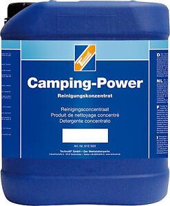Ouvert D'Esprit Camping Power Haute Performance Nettoyant Concentré Caravane Caravane 15 L 9100-afficher Le Titre D'origine