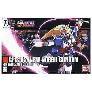 HGFC 1//144 Mobile Fighter G Gundam Nobell Gundam Plastic Model