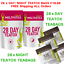 DETOX-TEATOX-SKINNY-HERBAL-WEIGHT-LOSS-BURN-FAT-TEA-BURNER-You-Choose thumbnail 5