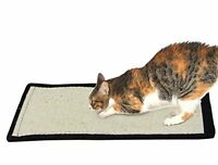 Cat Sisal Scratching Pads Wand Toy Set With Natural Catnip