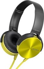 Sony MDR-XB450 On-the-ear Extra Bass Headphone MRP. 2190/- Offer Price Rs.1640/-