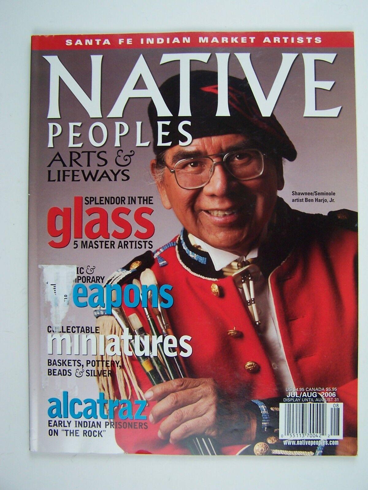Native Peoples Arts & Lifeways Magazine Vol XIX Number